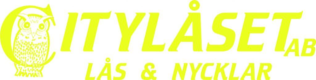 Citylåset i Kristianstad AB logotyp